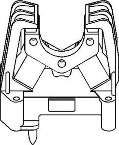 Motorfäste, motorkudde, motorbussning, motormontering