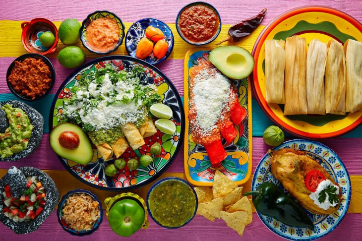 Foto: Gastronomía mexicana / Food and Travel