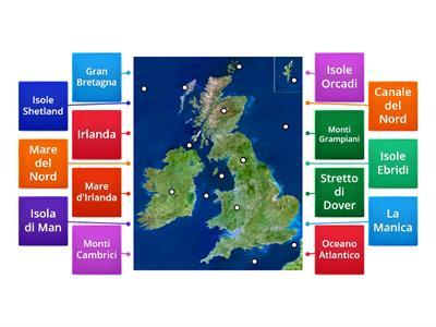 Mare D Irlanda Cartina.The Best 15 Cartina Fisica Gran Bretagna E Irlanda