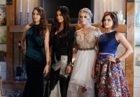 Pretty Little Liars Prom Dresses Revealed: Whose Is Best ...