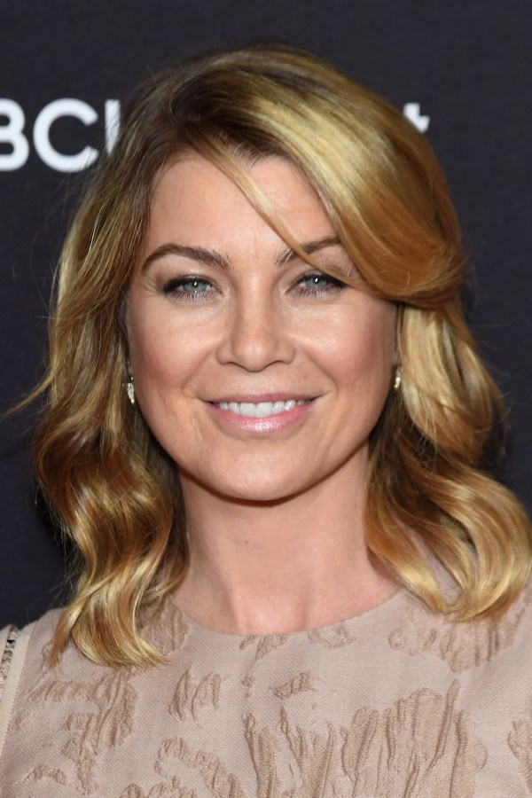 Grey Anatomy Meredith Haircut Season 12