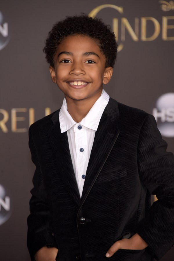 Miles Brown Talks Restful Nights And Black-ish Days Exclusive