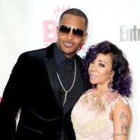 Tameka Harris Talks Brand New Baby On The Way In An Interview With Rolling Out..