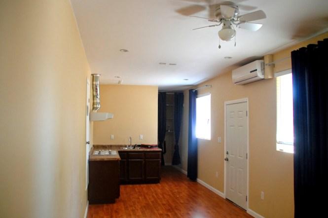 Studio Apartment For