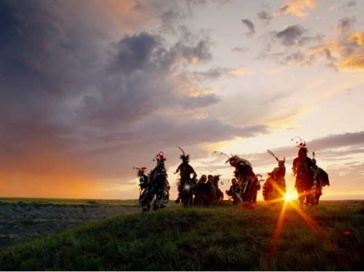 AN INDIGENOUS SPIRITUAL JOURNEY | Alberta Canada