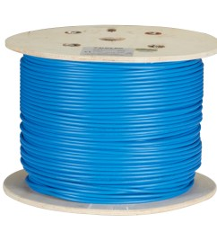 cat6 400 mhz solid bulk cable shielded pvc blue 1000 ft spool [ 3378 x 2799 Pixel ]