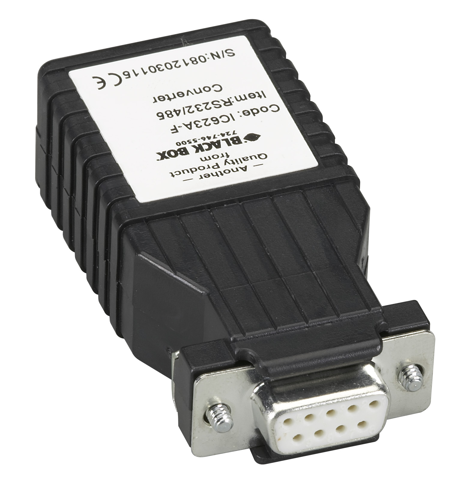 hight resolution of async rs232 to rs485 interface converter db9 to rj11