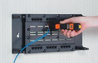 Wall Mount Cat5E Patch Panel - Photos Wall and Door ...