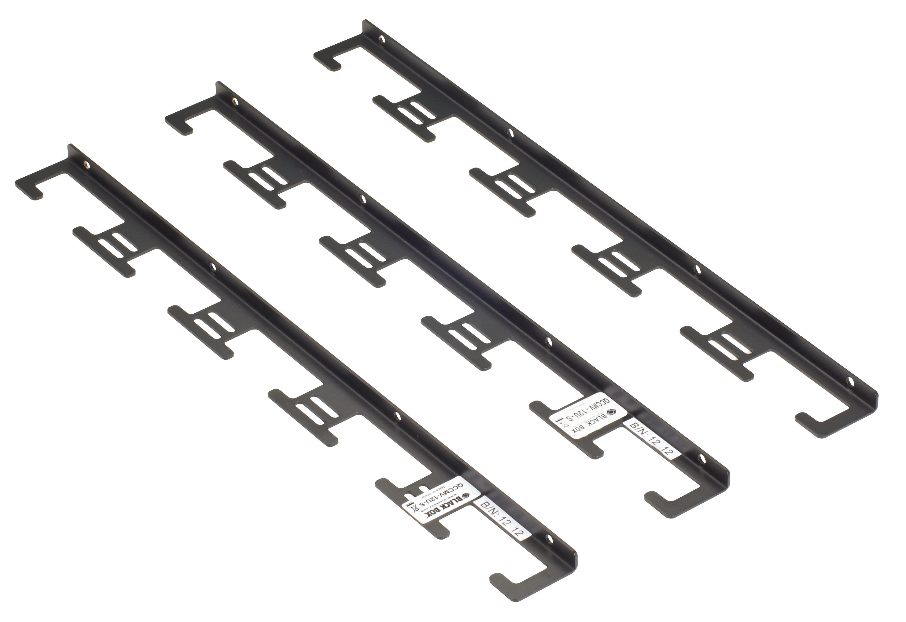 Black Box Cable Management Visio Stencils