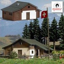 Busch 1443 - Heidi Swiss-style Chalet