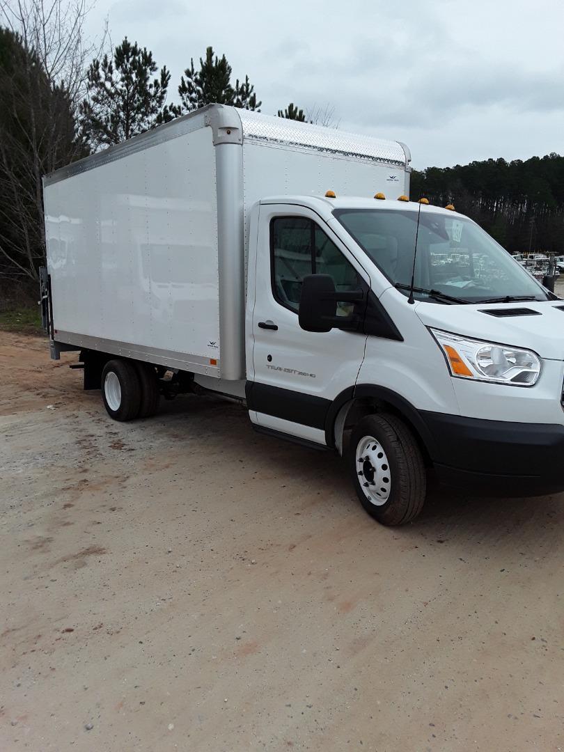medium resolution of 2018 transit 350 hd drw 4x2 smyrna truck cutaway van 3205 photo