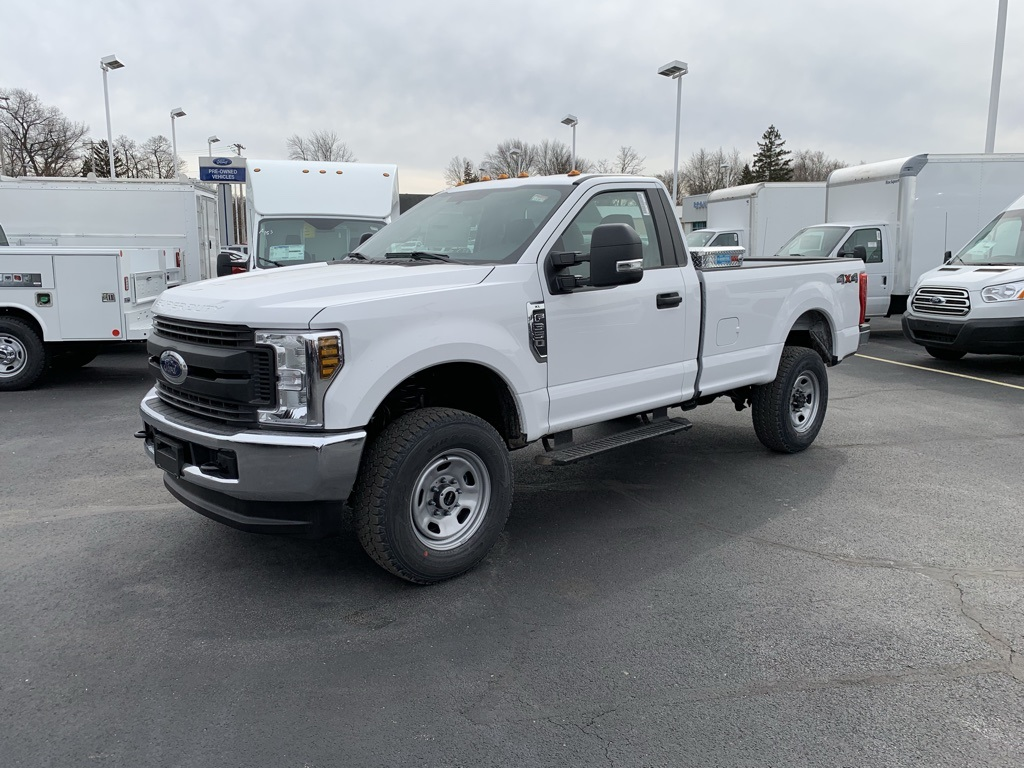 medium resolution of 2019 f 350 regular cab 4x4 pickup t90883 photo
