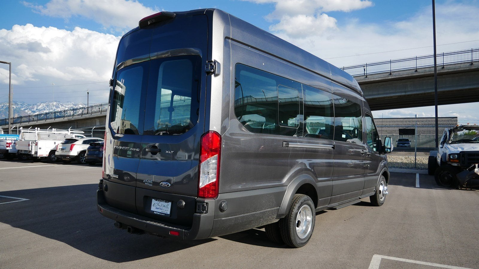 hight resolution of  2019 transit 350 hd high roof drw 4x2 passenger wagon 69142 photo
