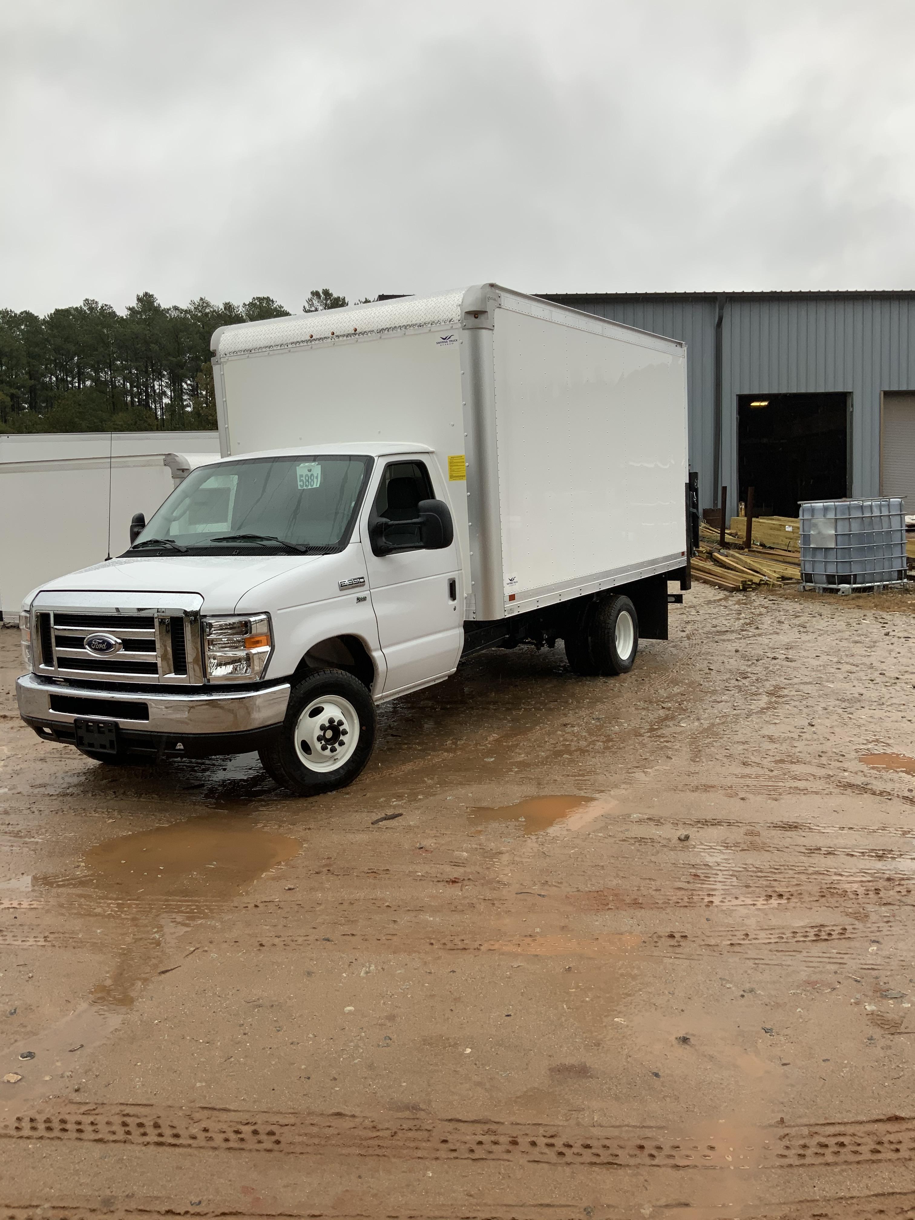 New 2019 Ford E-350 Cutaway Van for sale in Savannah. GA | #4965
