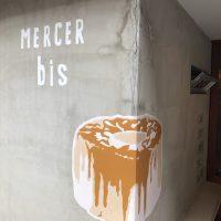 MERCER bis Ebis(マーサービスエビス)とブルーボトルのコラボシフォンケーキ
