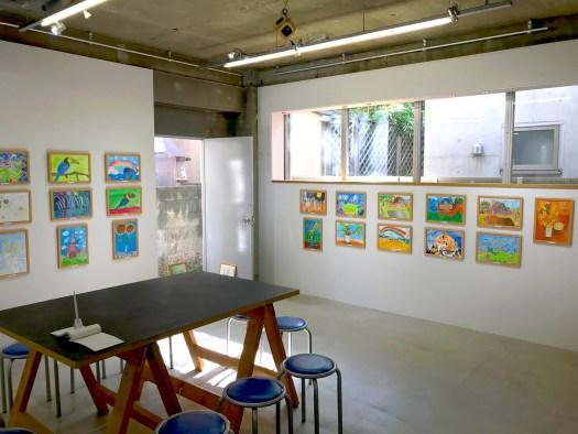 麻布アトリエ展示会2018 | OFS Gallery