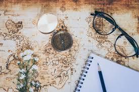 Ideas para fabricar tu propio cuaderno de viajes. Taller