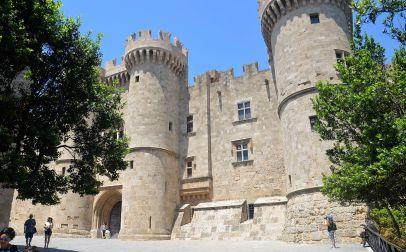 Palais des grands maîtres (Rhodes)