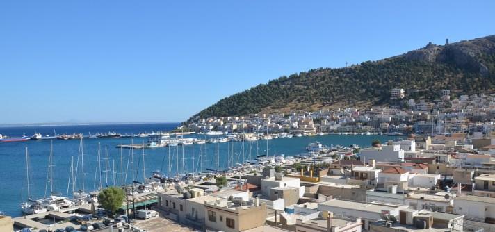 Port de Kalimnos