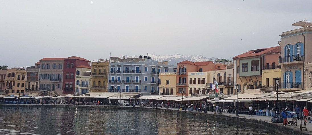Le vieux port - Chania