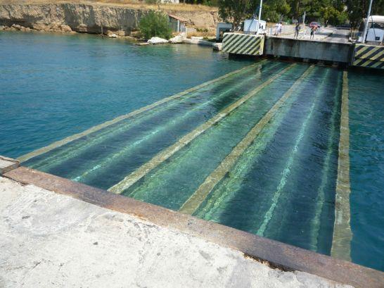 pont canal Corinthe 2020