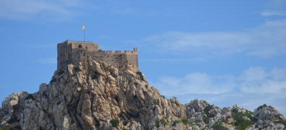 Le château, Isla Cabrera - Baléares 2020