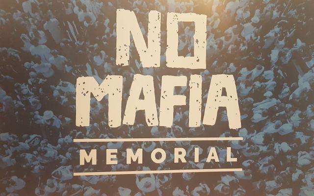 No Mafia Mémorial Sicile - Palerme