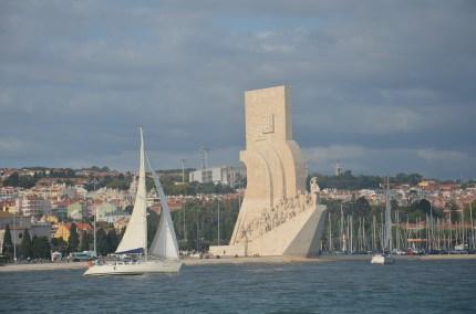 Lisbonne - Monuments des Découvreurs