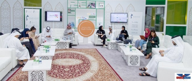 229 Million Views for Mohammed Bin Rashid Al Maktoum Knowledge Foundation's Twitter 'Youth Circles'