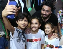 Tamer Hosny's Visit to Modhesh World - 2