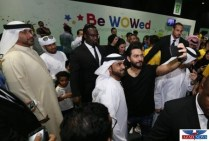 Tamer Hosny's Visit to Modhesh World - 4