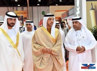 HH Mansour Bin Zayed Opens SIAL ME