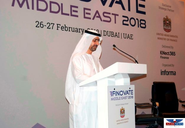 UAE MINISTRY OF FINANCE PARTNERS WITH FINOVATE MIDDLE EAST TO DRIVE INNOVATION IN FINANCIAL TECHNOLOGY