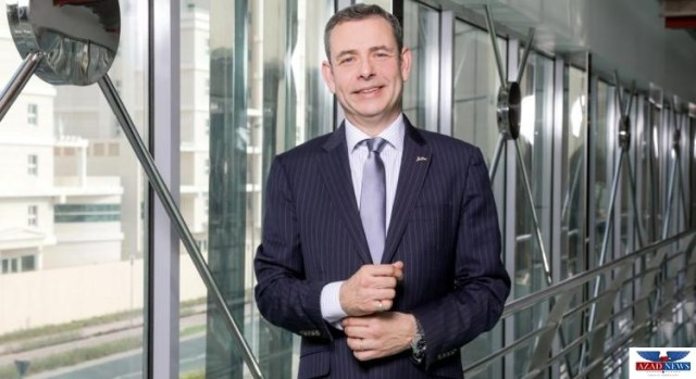 Christopher Pike has been appointed General Manager of the Radisson Blu Hotel Apartments Dubai Silicon Oasis