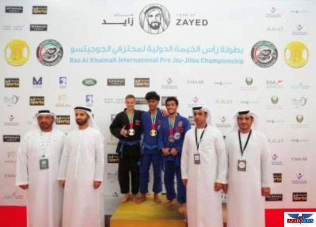Ras Al Khaimah International Pro Jiu-Jitsu Championship Concludes 4th Season amid Exceptional International Participation