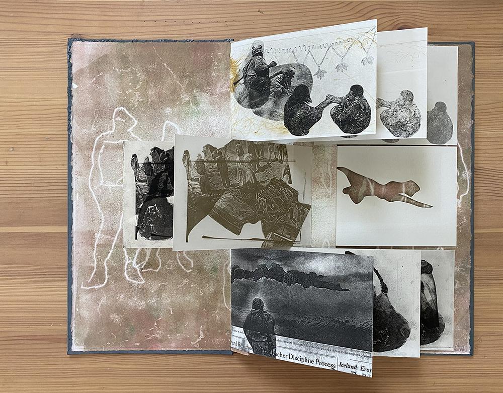 Jang artist book stories