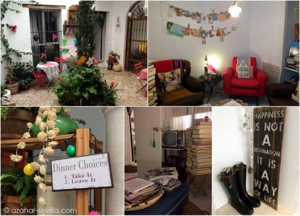 casa huespedes common spaces