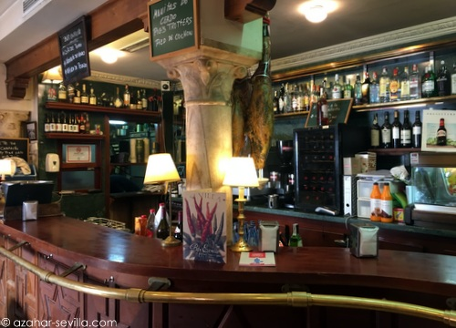 Bar estrella tapas bar in sevilla sevilla tapas - Bar coloniales sevilla ...