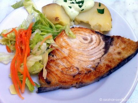 la cantina swordfish