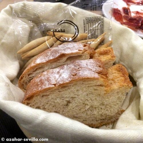 el traga bread