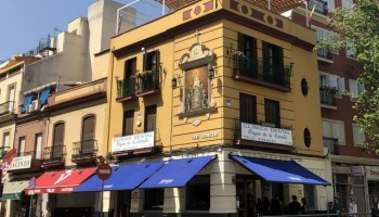 Lobo Lopez Tapas Bar In Sevilla Sevilla Tapas