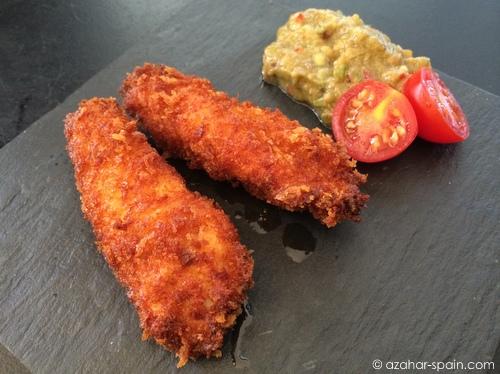 ajonegro chicken