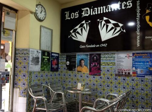 los diamantes tables