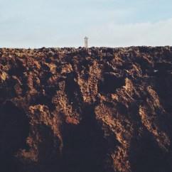 Paisaje Lunar en el Cabo San Román