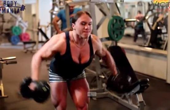 عضلات نسوية