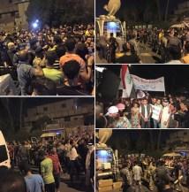 تظاهرات البصرة، طرد العراقية.bmp