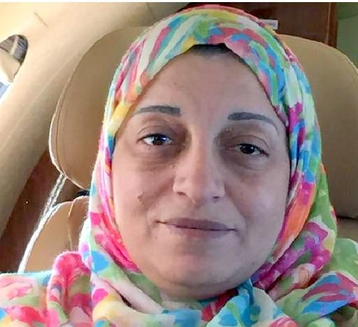 والدة سعد بن لادن، ام اليتامى.bmp