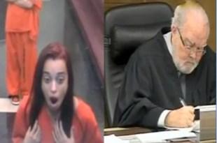 مواجهة بين قاض وفتاة ليل