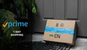 amazon prime is going to one-day shipping