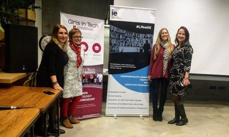 Կին խոսնակները՝ ՏՏ ոլորտում երազանքի աշխատանք գտնելու մասին